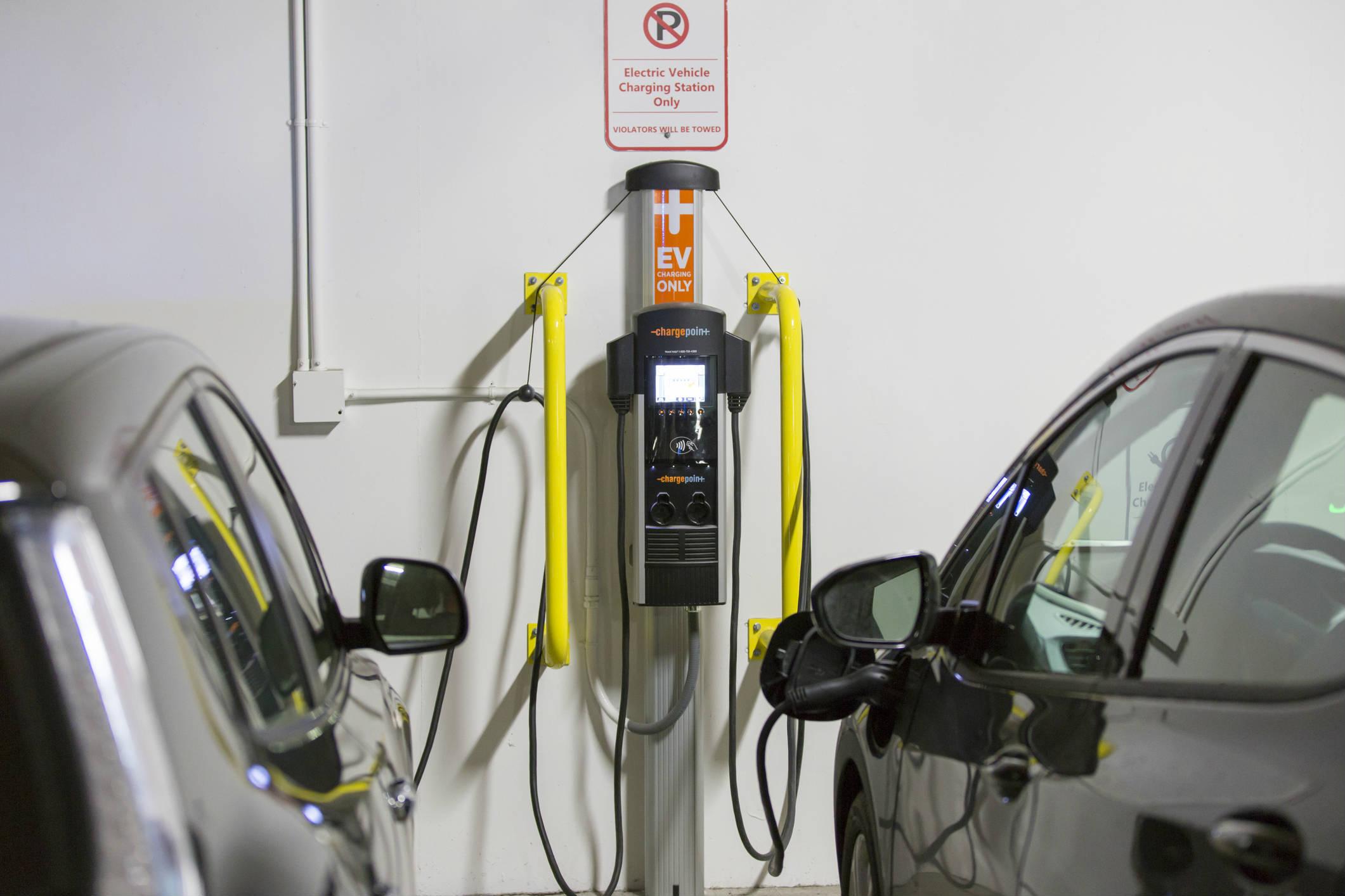 Smart Meter für E-Mobilität im Gewerbe