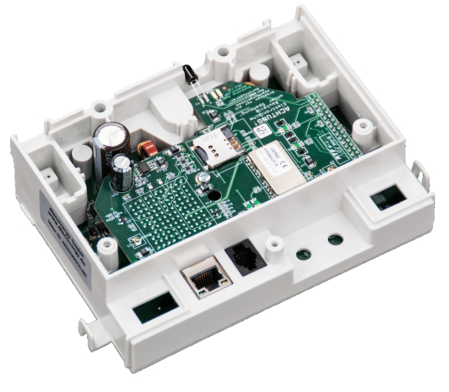 Smart Meter Gateway - Anmeldung zur BSI-Zertifizierung - Discovergy GmbH